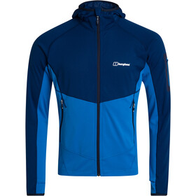 Berghaus Pravitale MTN Light 2.0 Veste Homme, adriatic/deep water